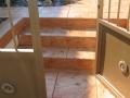 כניסת מדרגות