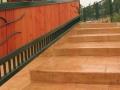 מדרגות בטון מוטבע יצוקות באתר