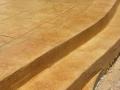מדרגות בומנייט מעוגלות