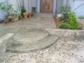 ריצוף גינה סלע פראי