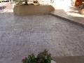 אבנים משתלבות הולפו  ועכשיו בטון מוטבע