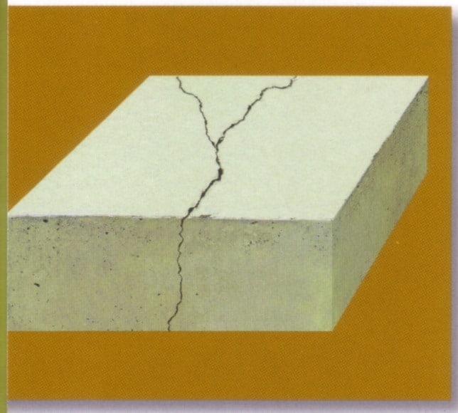 סדק בבטון