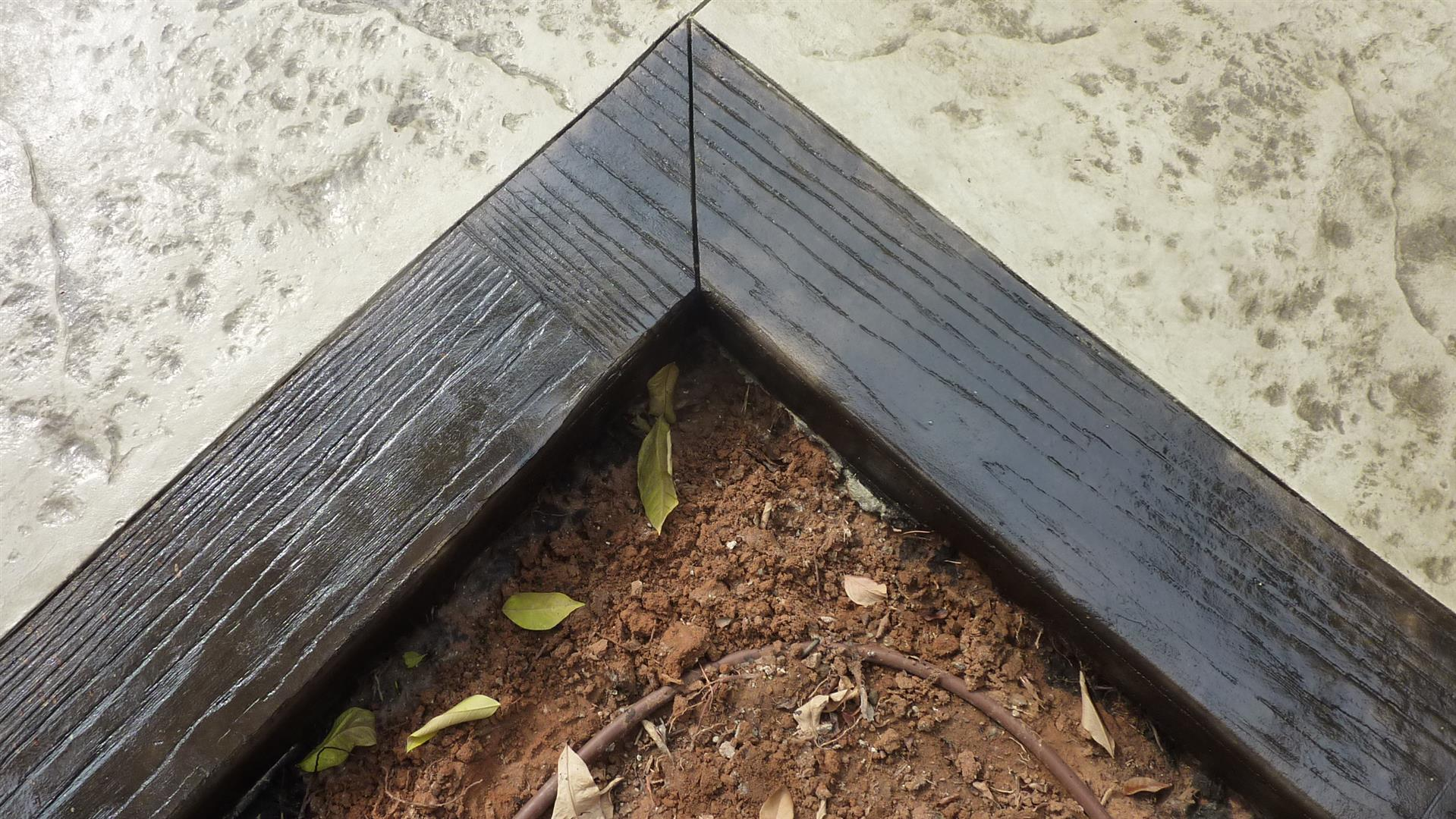 צריבת בטון