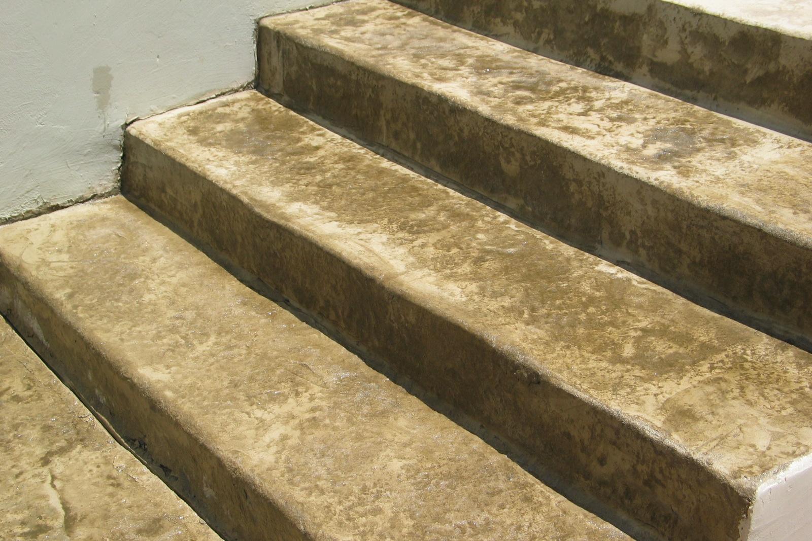 מדרגות בומנייט סלע פראי