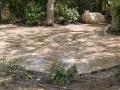 ריצוף בטון מוטבע
