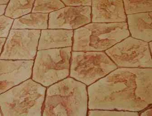 הכנות שטח עבור ריצוף בטון