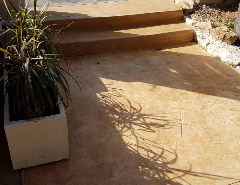 יתרונות רצפת בטון